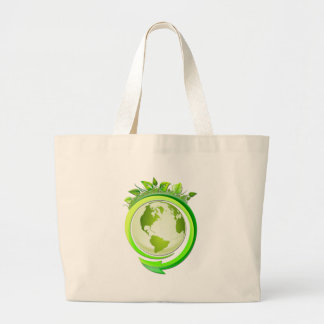Eco Nuevo Large Tote Bag