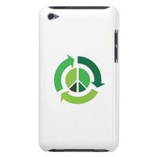Eco Peace Barely There iPod Cover