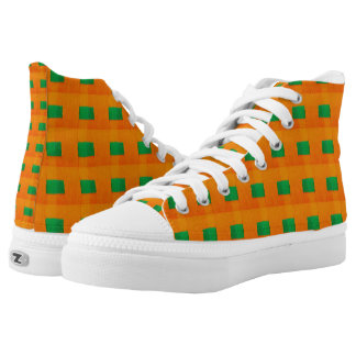 Eco Sunset High Tops