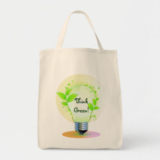 Eco Think Green Tote Bag