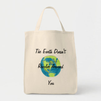 Eco-Tote Grocery Tote Bag