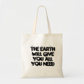 Eco Travel Tote Canvas Bag