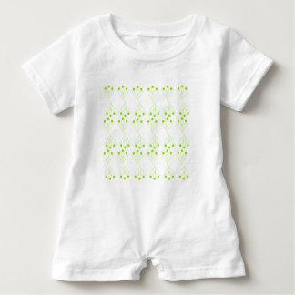 Eco tree baby bodysuit