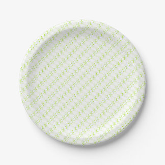 Eco tree paper plate