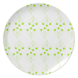Eco tree plate