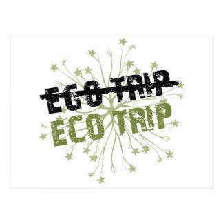 ECO TRIP POSTCARD