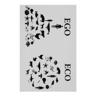 Eco vs Ego Stationery