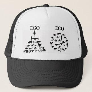 Eco vs Ego Trucker Hat