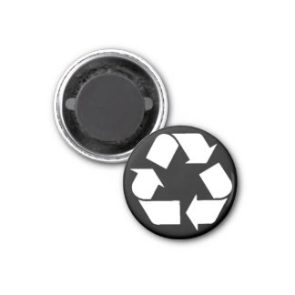 EcoFlair Magnet - Recycle