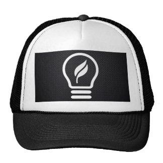 Ecological Lightbulbs Pictograph Cap