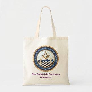 Ecological stock market of the CARN Brazil Budget Tote Bag