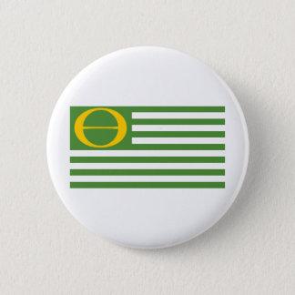 Ecology Flag 6 Cm Round Badge