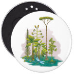 Ecology : plant a tree - 6 cm round badge