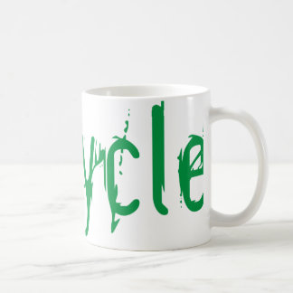 Ecology & Recycle Products and Designs! Coffee Mug