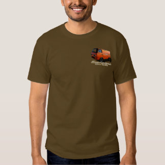 Econoline Van Beach T-Shirt w/ Front Graphic