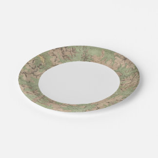 Economical Features of Colorado 2 Paper Plate