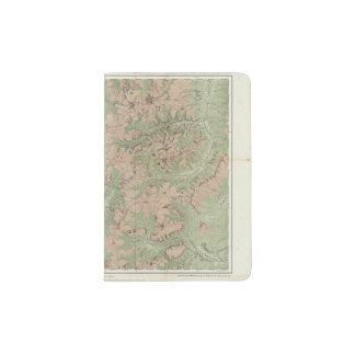Economical Features of Colorado 2 Passport Holder