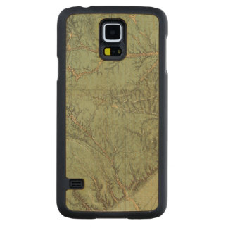 Economical Features of Colorado and New Mexico Carved Maple Galaxy S5 Case