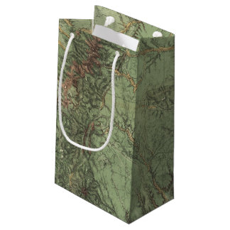 Economical Features of Colorado and New Mexico Small Gift Bag