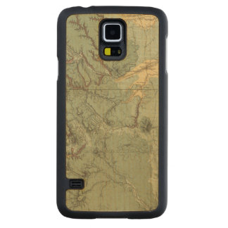 Economical Features of Colorado Carved Maple Galaxy S5 Case