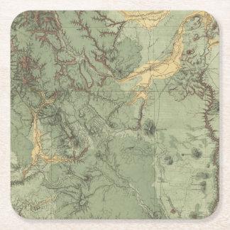 Economical Features of Colorado Square Paper Coaster