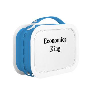 Economics King Lunchbox