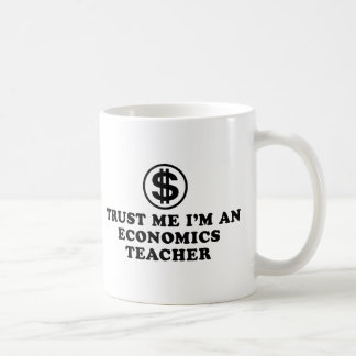 Economics Teacher Coffee Mug