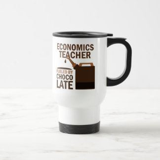 Economics Teacher (Funny) Gift Stainless Steel Travel Mug