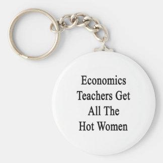 Economics Teachers Get All The Hot Women Key Chains