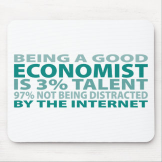 Economist 3% Talent Mouse Mat