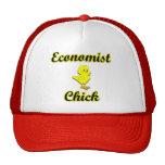 Economist Chick Hat