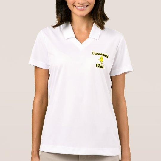 Economist Chick Polo Shirt