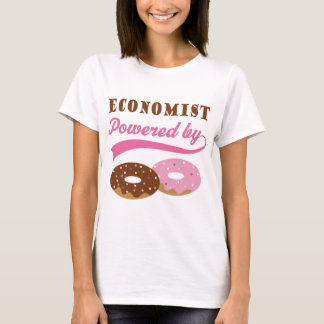 Economist Gift (Donuts) T-Shirt