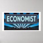 Economist Marquee Posters