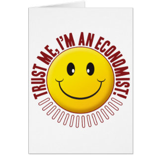 Economist Trust Smiley Card
