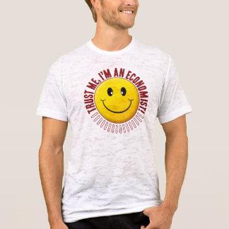 Economist Trust Smiley T-Shirt