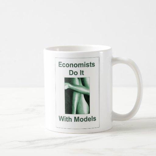 Economists Do It With Models Coffee Mug