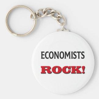 Economists Rock Key Chain