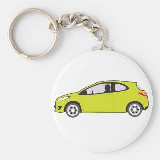 Economy Car Key Ring