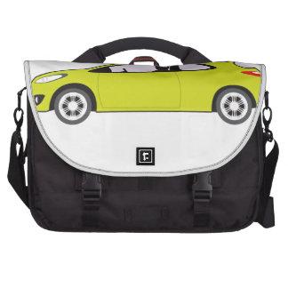 Economy Car Laptop Messenger Bag