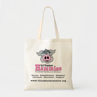Economy Logo Tote Budget Tote Bag