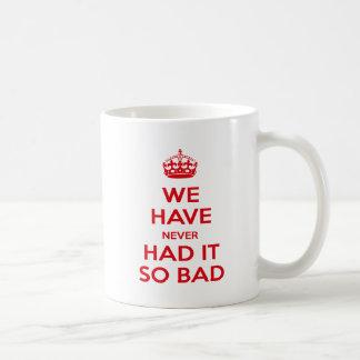 Economy-Recession mug