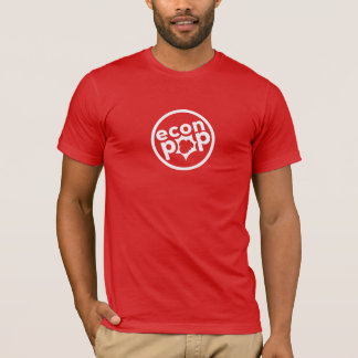 EconPop - Red T-Shirt