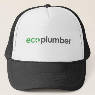 ecoplumber trucker hat