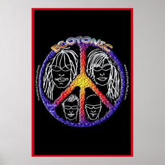 ECOTONIC Sketch Logo Poster!
