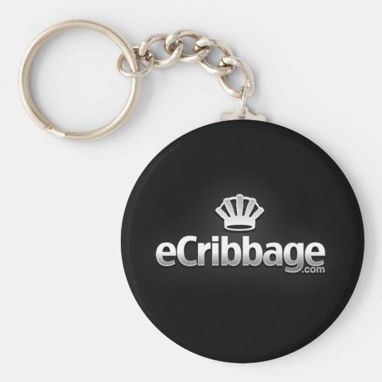 eCrib Crown Keychain