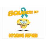 Ectodermal Dysphasia Post Card