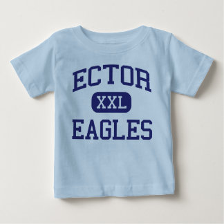 Ector - Eagles - Junior High School - Odessa Texas Baby T-Shirt