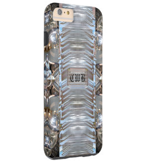 Ectosight Monogram Tough iPhone 6 Plus Case