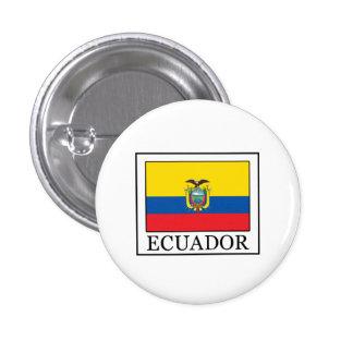 Ecuador 3 Cm Round Badge